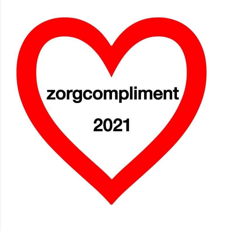 Start actie Zorgcompliment 2021